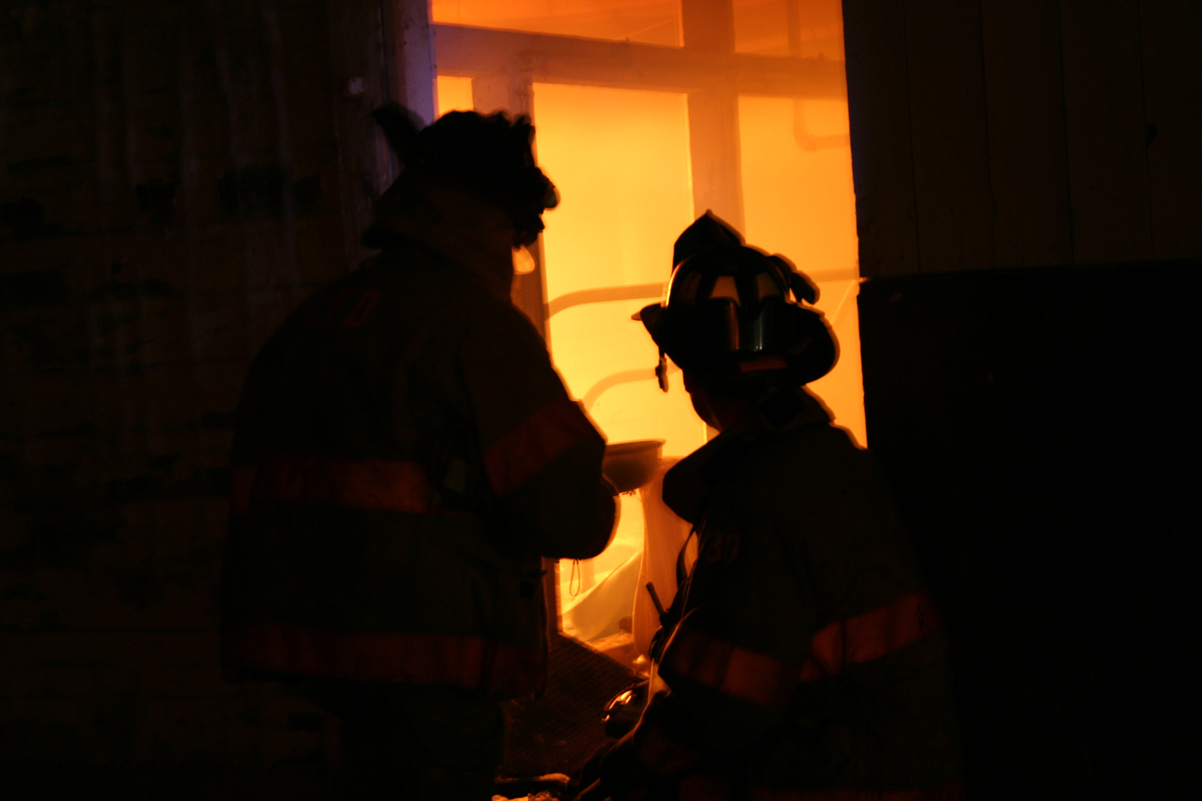 fireman-doorway